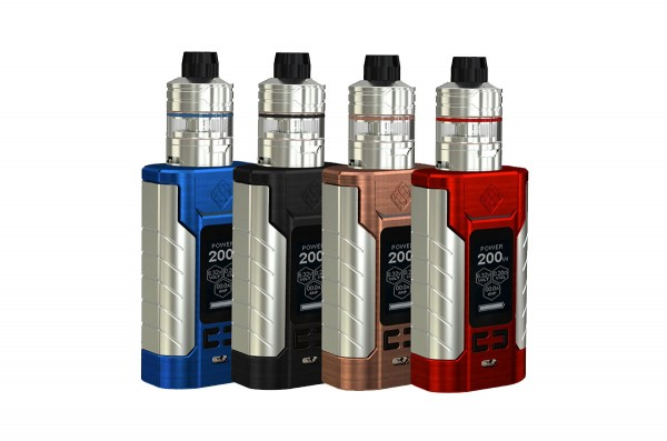 Sinuous FJ200 E-Zigaretten Set