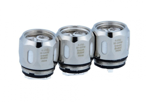 GT8 Coil Heads 0,15 Ohm (3 Stück pro Packung)