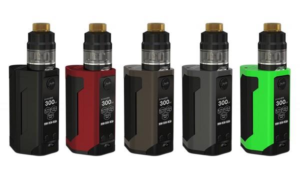 RX Gen3 E-Zigaretten Set