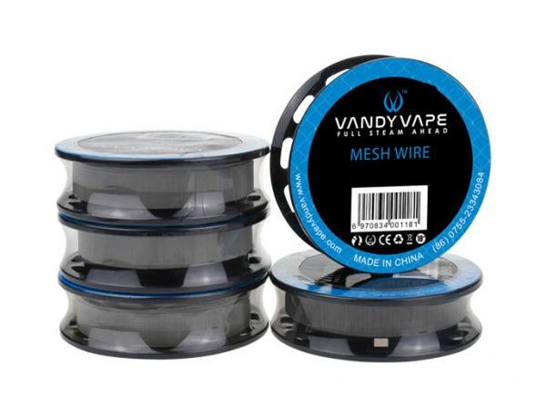 Vandy Vape 1.50 Meter SS316L Mesh Wire 200 Wickeldraht