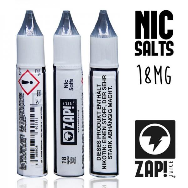 Nic Salts Shots